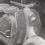 Gammel scooter - Heine Thoregaards Køreskole