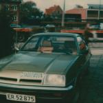 Gammel skolevogn - Heine Thoregaards Køreskole