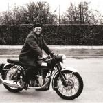 Ole på motorcykel - Heine Thoregaards Køreskole