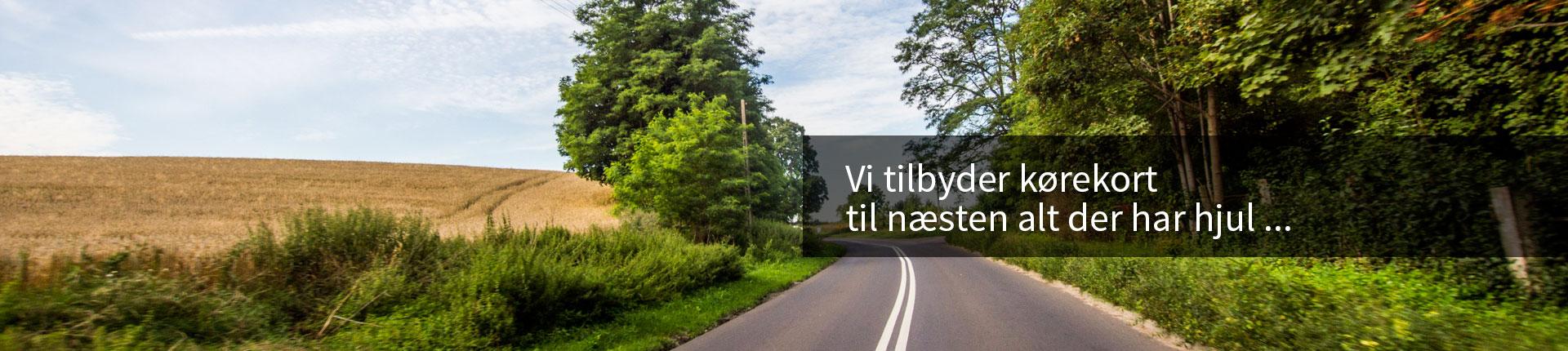 Heine Thoregaards Køreskole - Kørekort til næsten alt der har hjul